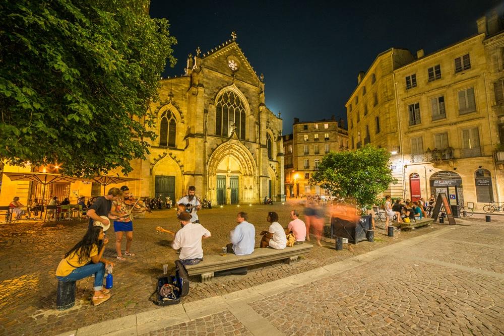 Place de Saint Pierre