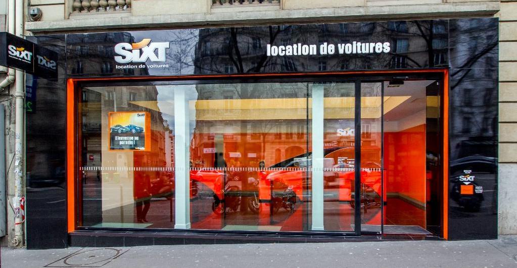 agence de location de voitures au 15eme arrondissement de Paris au Champs Elysées