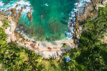 Sri Lanka plage