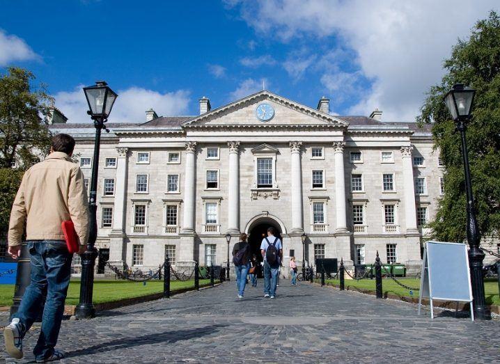 université de Trinity College à Dublin
