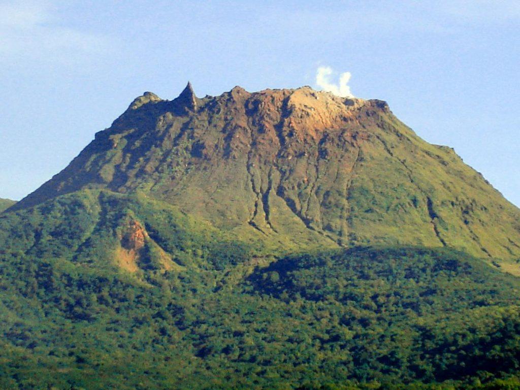 volcan de la Soufriere
