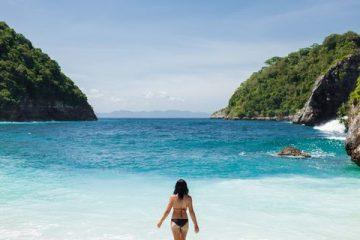 Atuh Beach à Bali