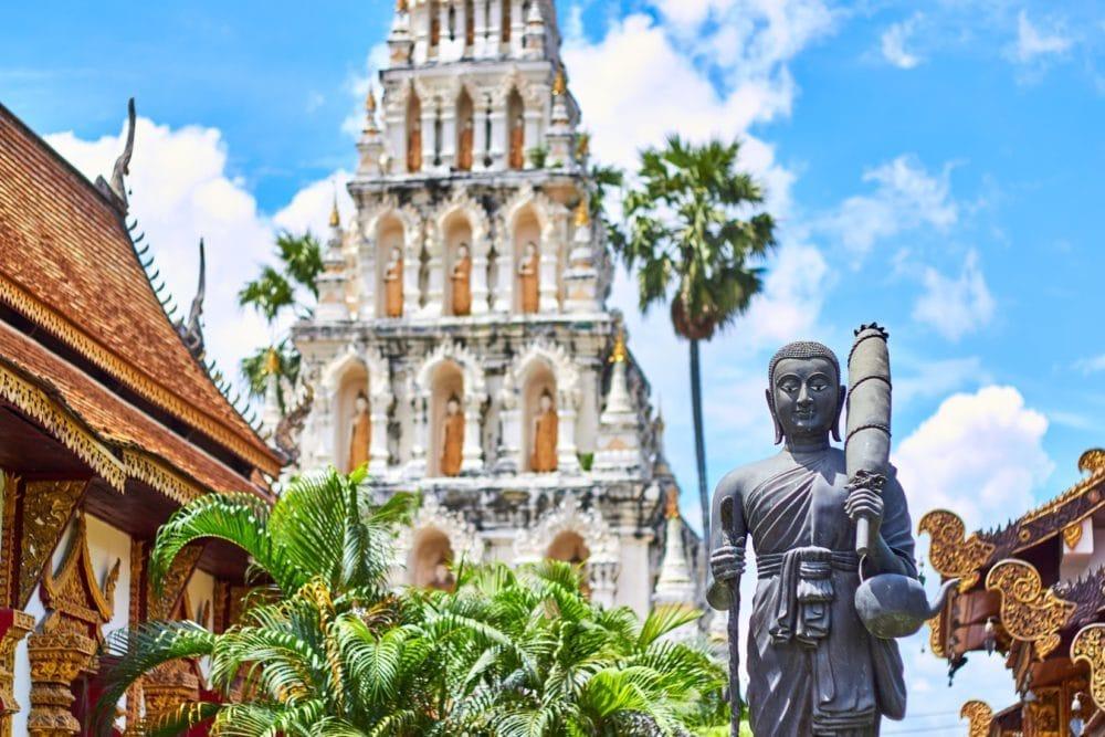 Chiang Mai : Vile Thailande à visiter en Janvier
