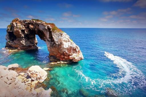 Es Pontas : Arche naturelle de Majorque à voir