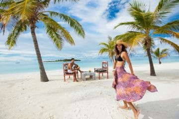 Iles Maldives , Kanuhura