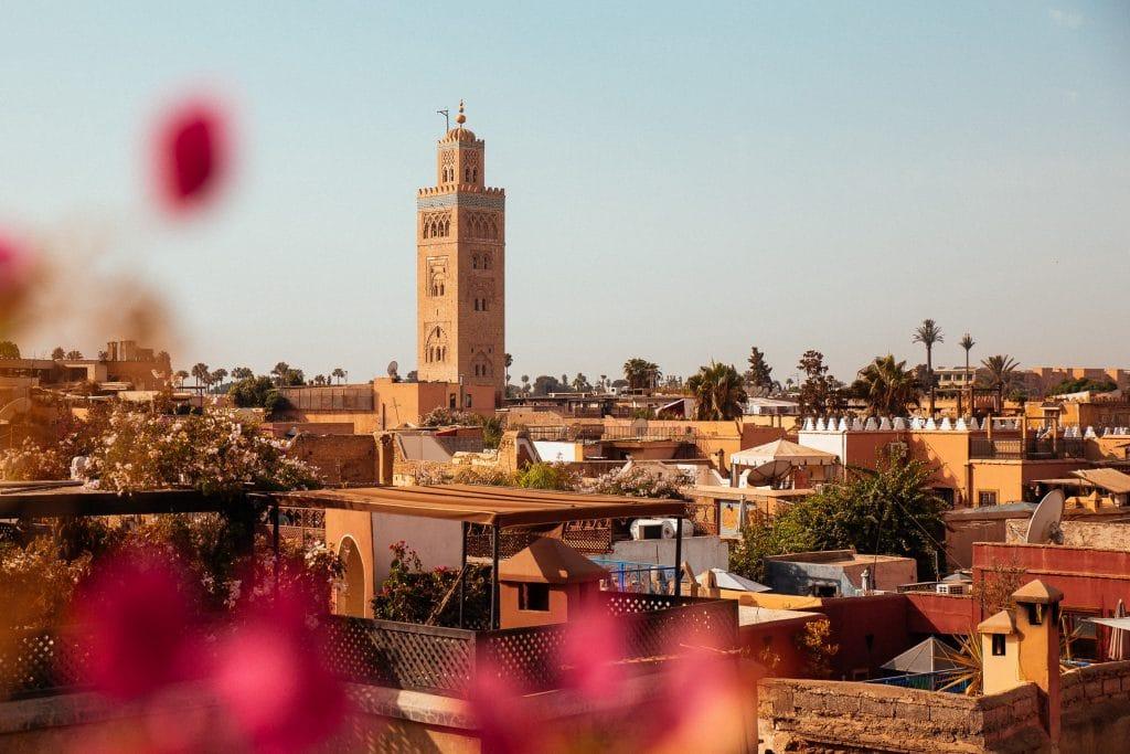 Aller à Marrakech au mois de novembre