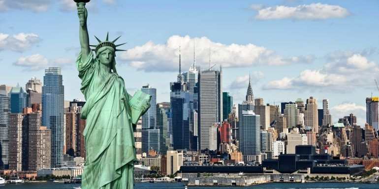 New York , les bonnes périodes pour voyager