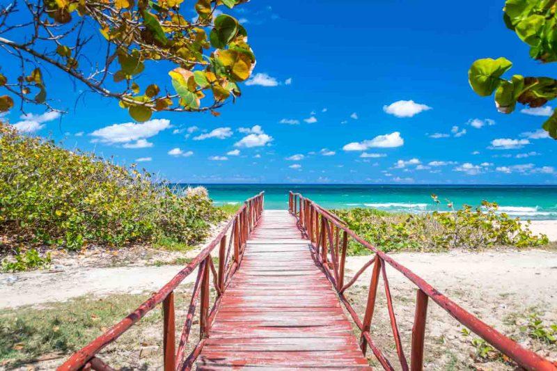 voyage à Cuba en été avec un climat agréable