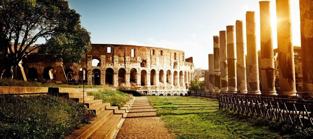 partir à Rome en septembre