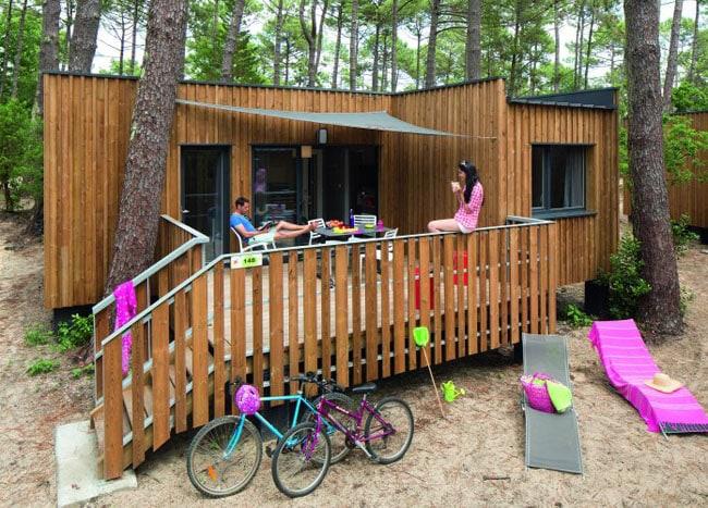 Des vacances en famille dans un village de vacances