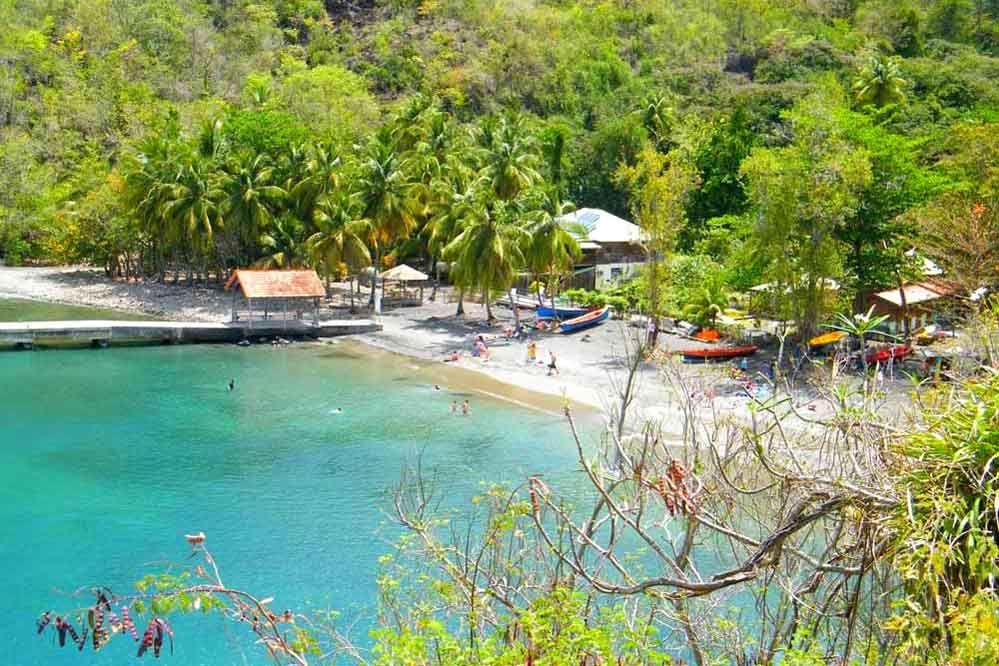 partir en Martinique en décembre