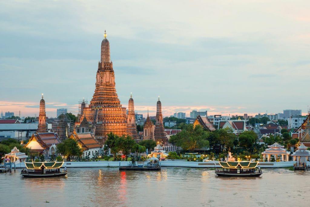 Partir en Thaïlande et visiter Bangkok en décembre