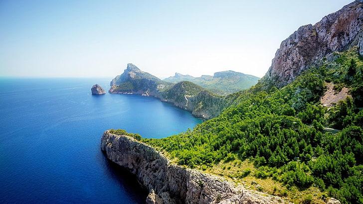 Cap de Formentor : lieu à visiter à Majorque