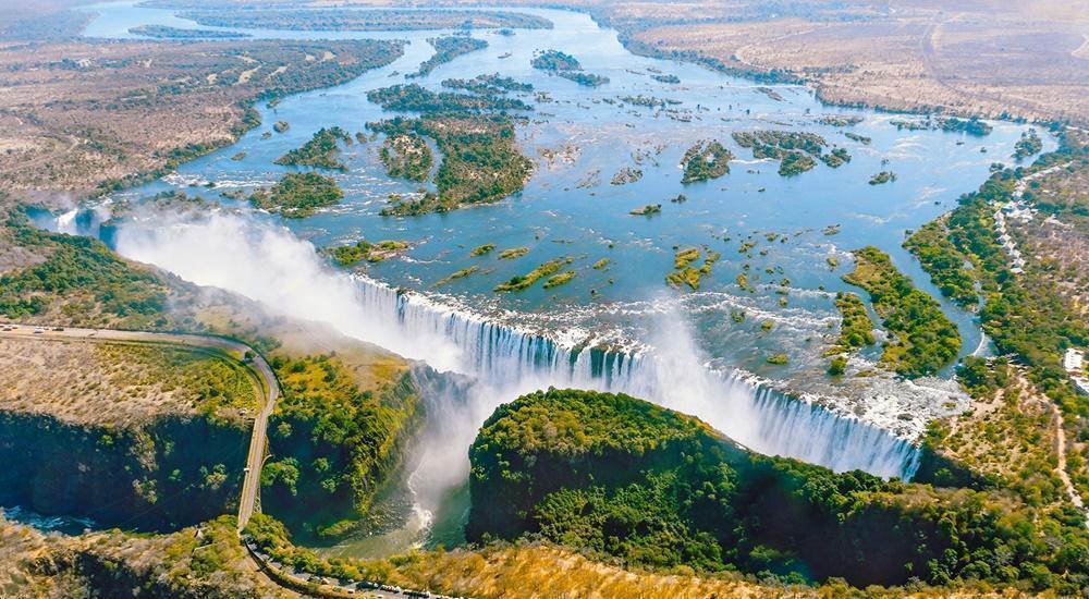 Visiter les Chutes Victoria au Zimbabwe