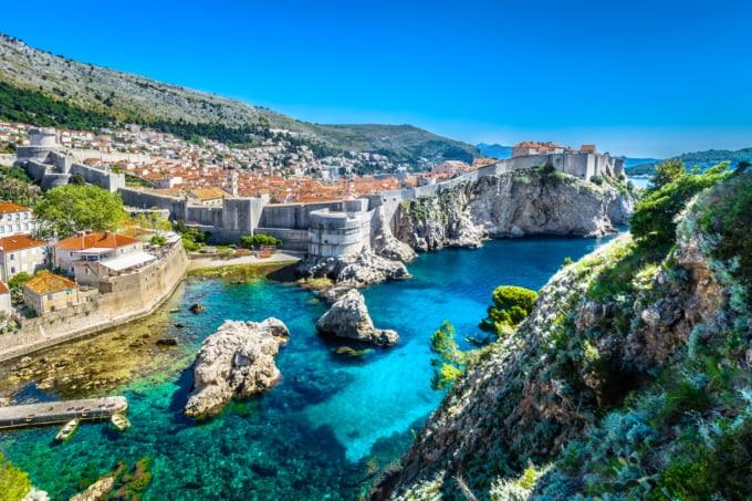 Dubrovnik :: Belle ville de Croatie