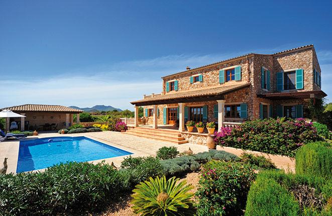Finca à Majorque