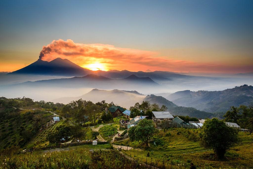 aller au Guatemala en décembre