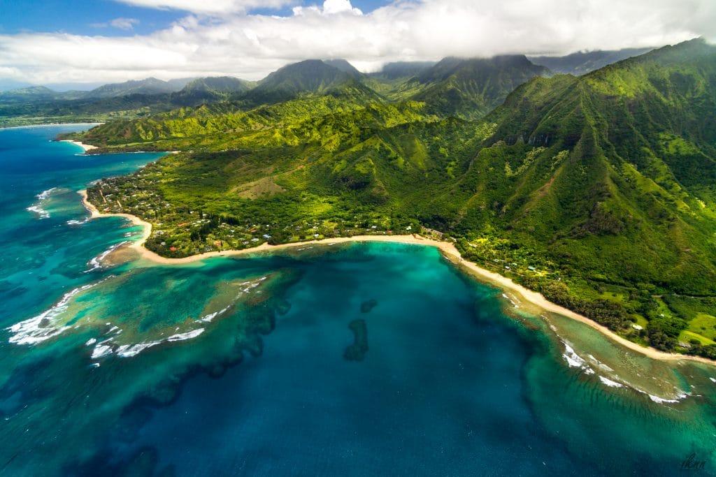 Partir à Hawaii au mois en fin d'année