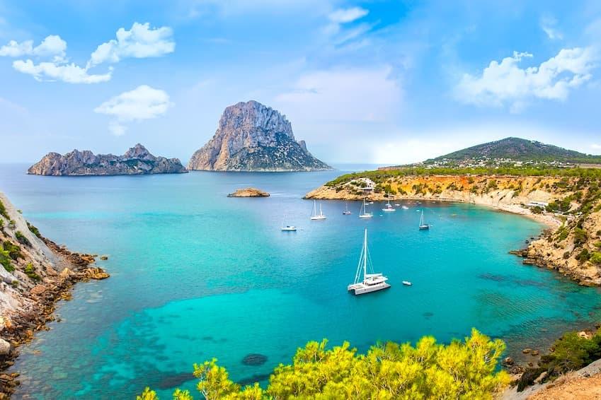 Partir en voayge à Ibiza