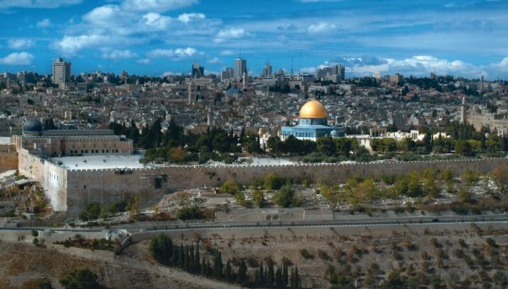 Partir en Israël,  Jérusalem ou Tel Aviv