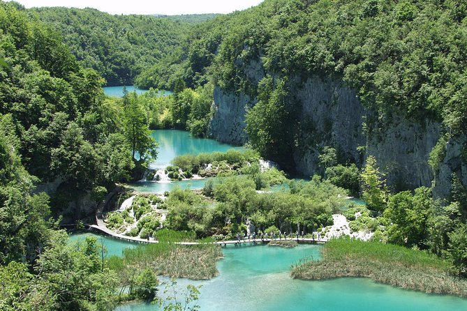 Lac Plitvice, Croatie, parc national