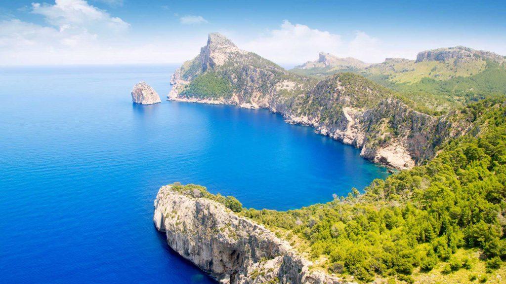 Visiter Majorque le Mirador es Colomer en mai