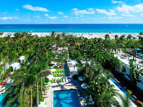 Partir à Miami Beach en Aout