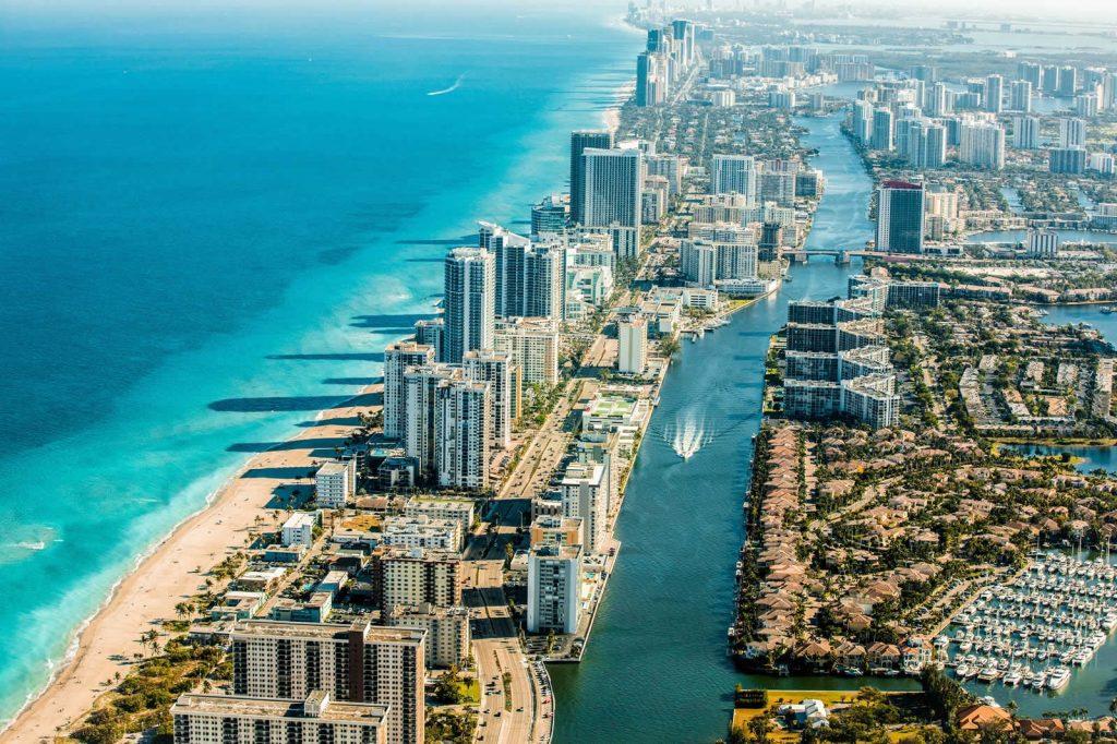 Partir à Miami et Miami beach en avril