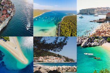 Partir en vacances en Croatie en Septembre