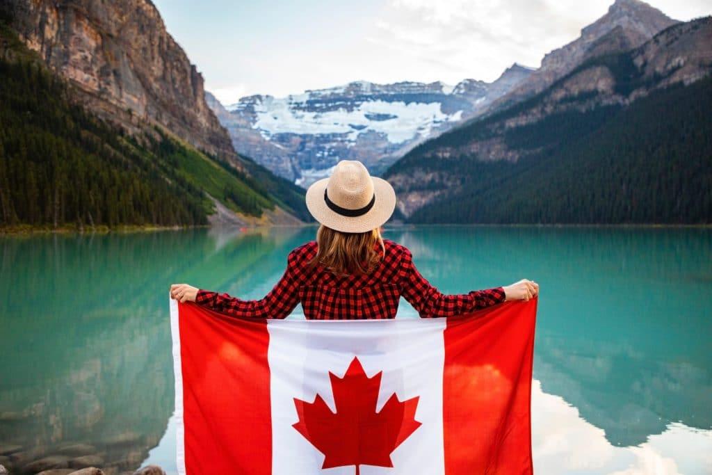 Partir au Parc national de Banff au Canada en juin