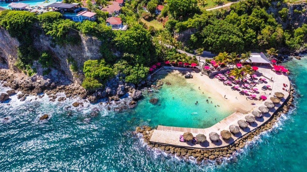 Partir en Guadeloupe en août