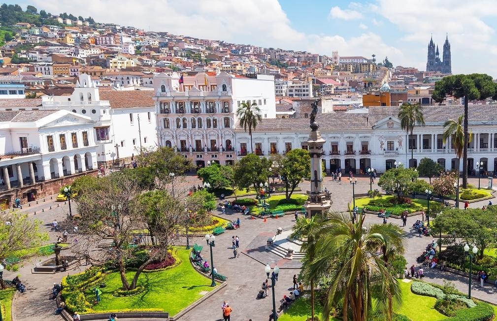 Voyager à Quito en Equateur