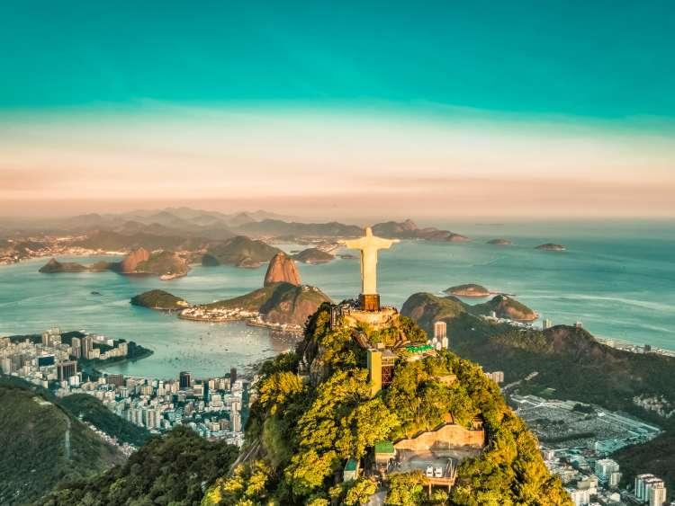 Partir à Rio de Janeiro en aout
