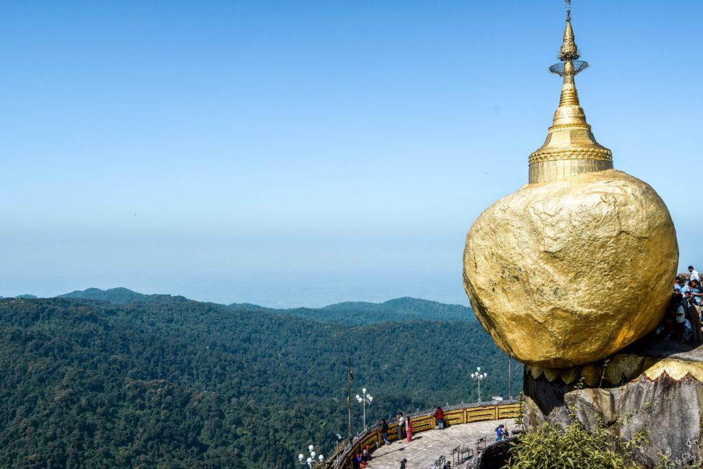 Aller en Birmanie en fin d'année , hiver
