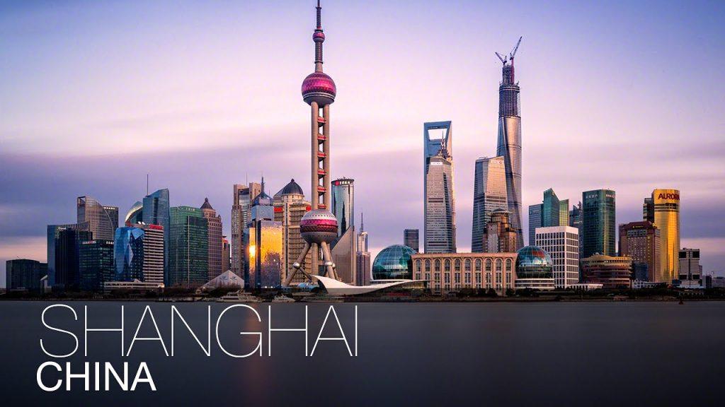 Partir en Chine à shanghai en octobre