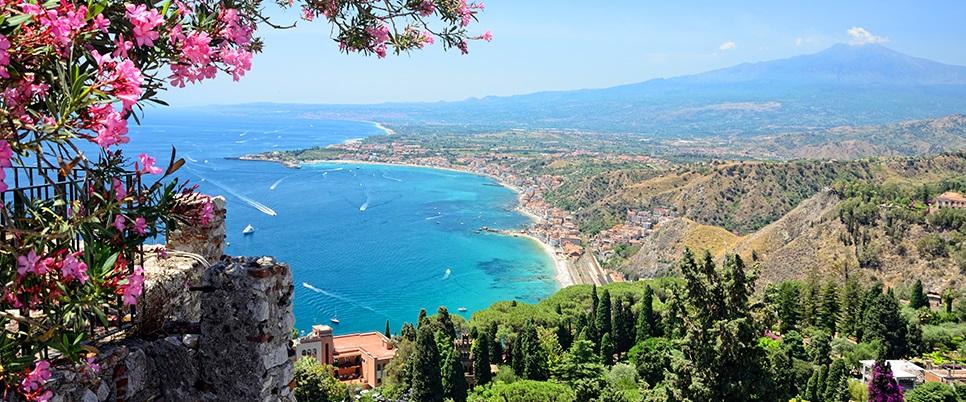 Découvrir les paysages de Sicile en juillet