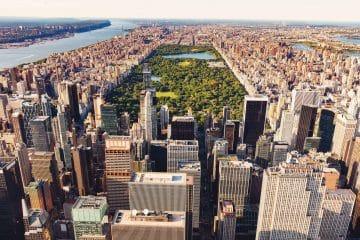 Voyage à New York City