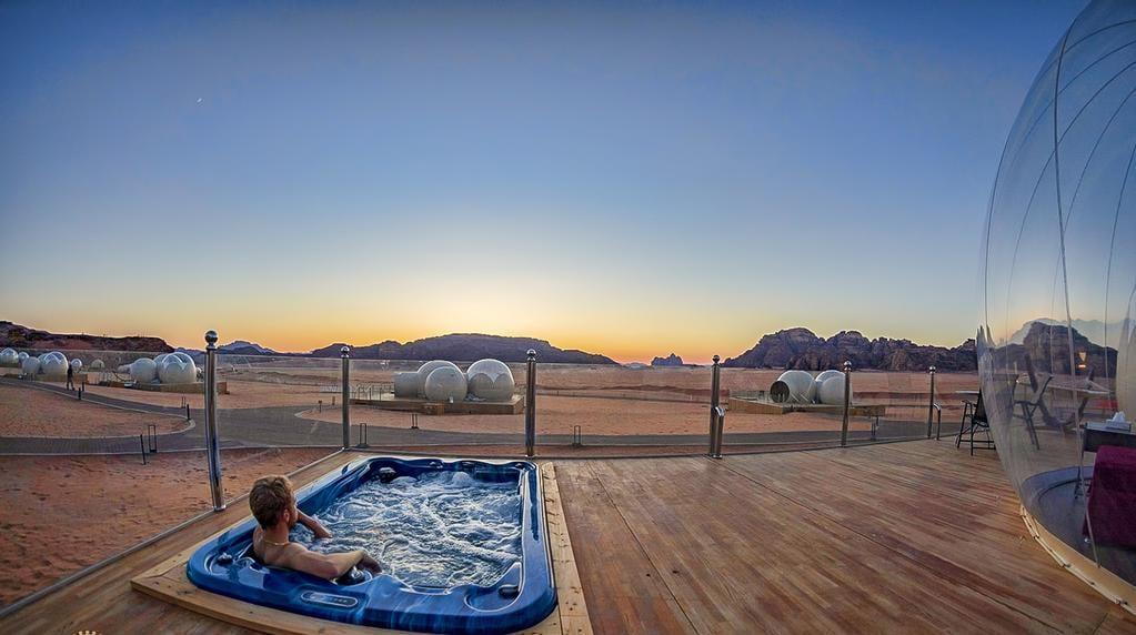 Partir en vacances en Jordanie
