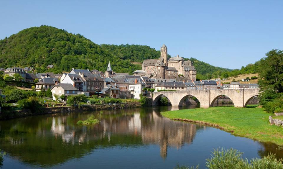 Partir en vacances à la campagne , en Occitanie à l'Aveyron