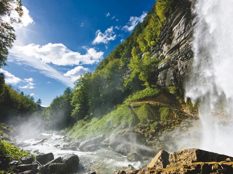 Partir dans le Jura et visiter cette belle région de France