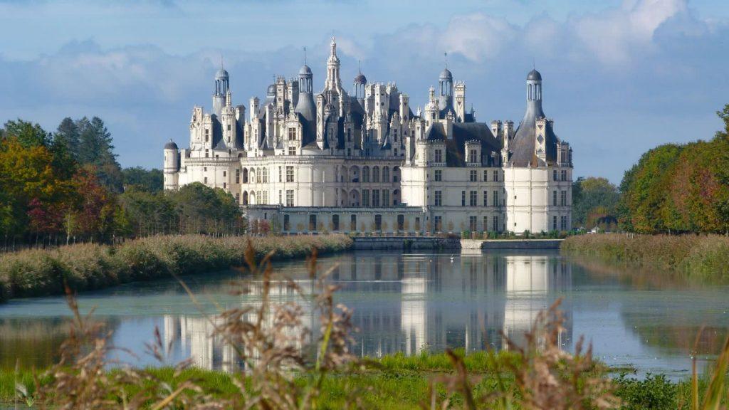 aller en vacances à la Loire et visiter ses châteaux