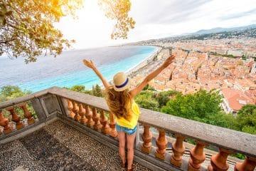 Ce qu'il faut faire à Nice : visiter la Colline du Château