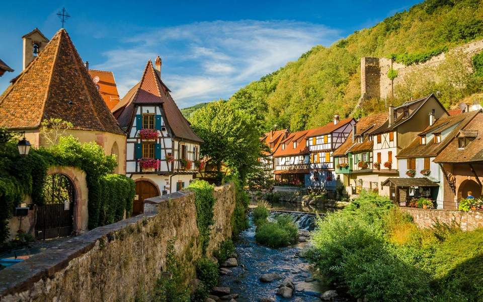 Visiter la région alsacienne pendant les vacances