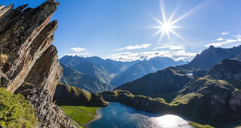 Visiter les Alpes en été et hiver