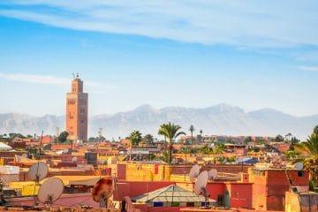 vol Paris Marrakech