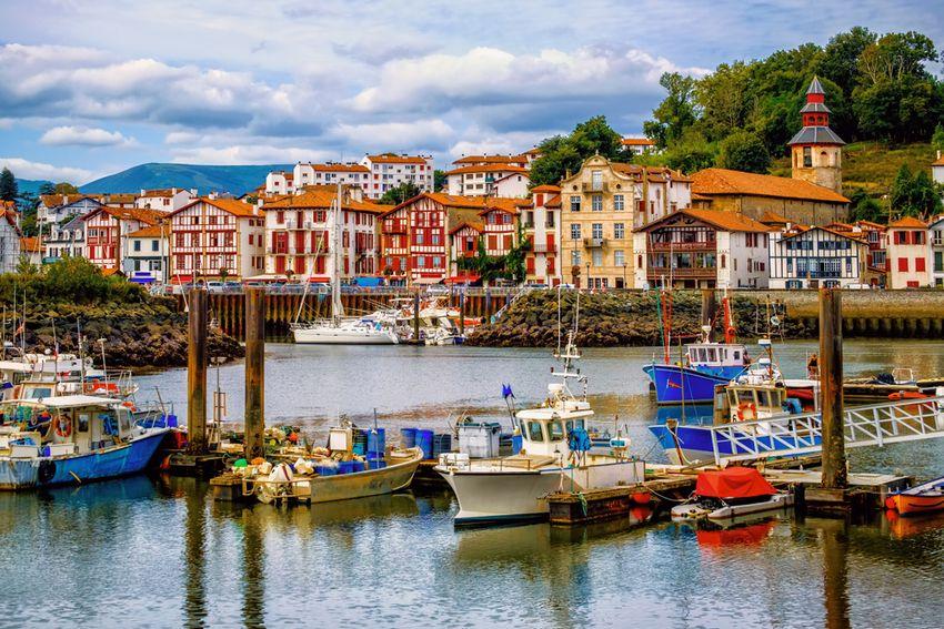 Aller au Pays Basque