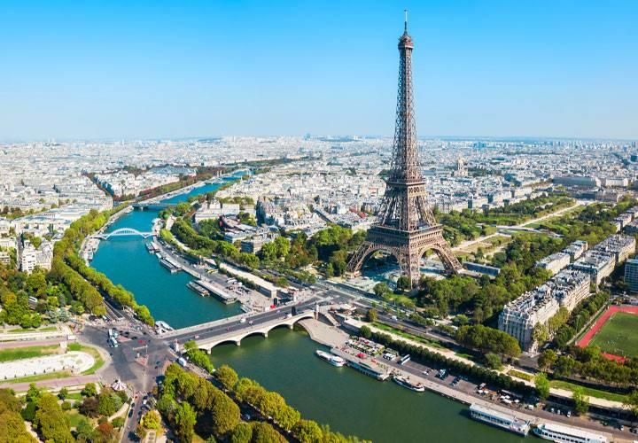 Visiter Paris pendant les vacances