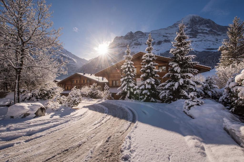 Station de Ski en Suisse Grindewald