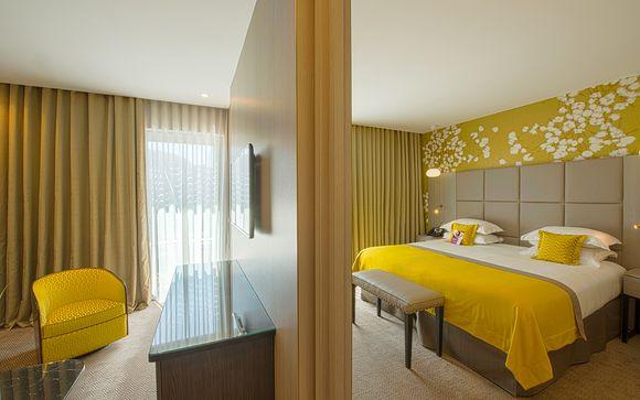 hotel Crowne Plaza à Lyon