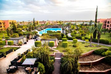 Kenzi Menara Palace et Resort à Marrakech